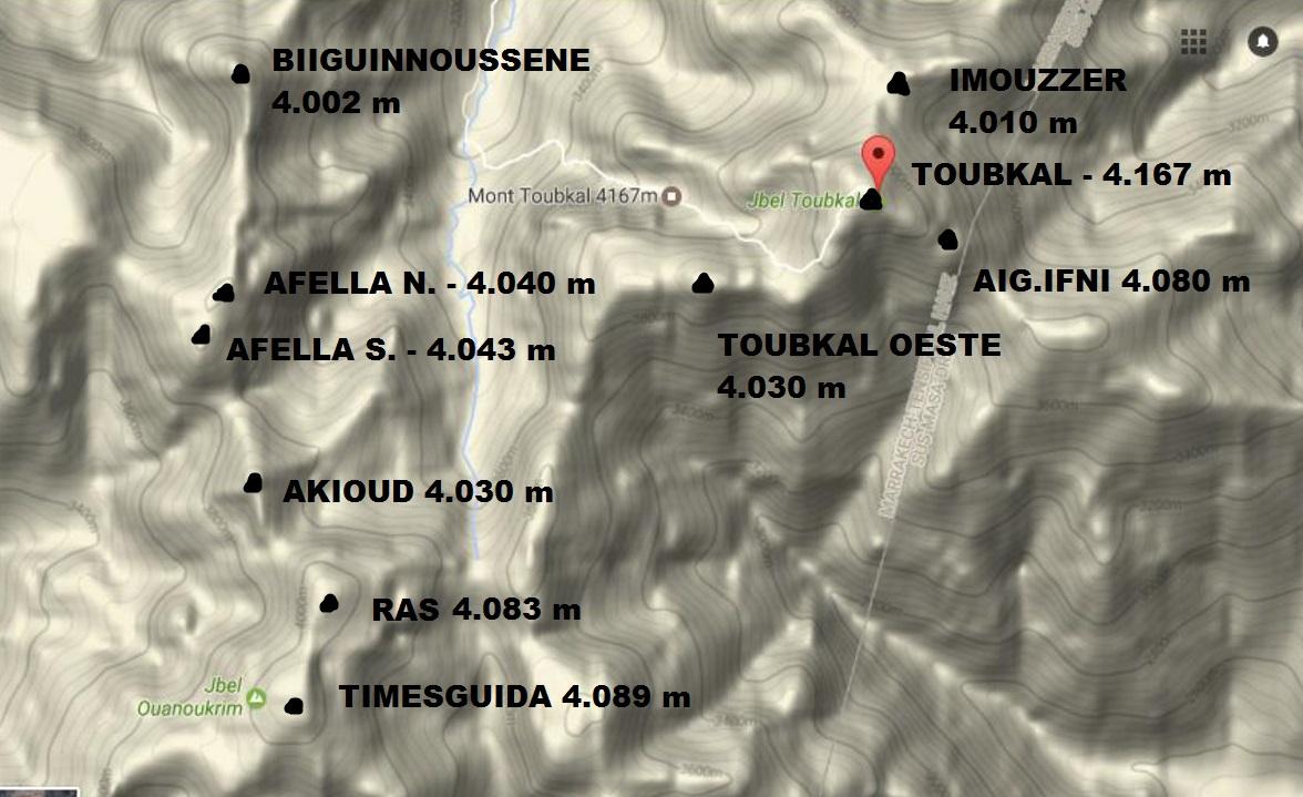4miles Atlas Toubkal
