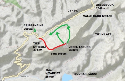 Jebel Azourki 1