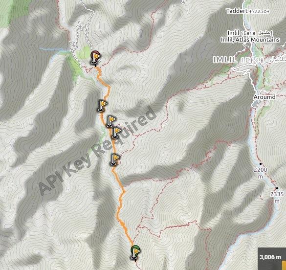 Trekking Tazarhart - Azzadene 2n dia