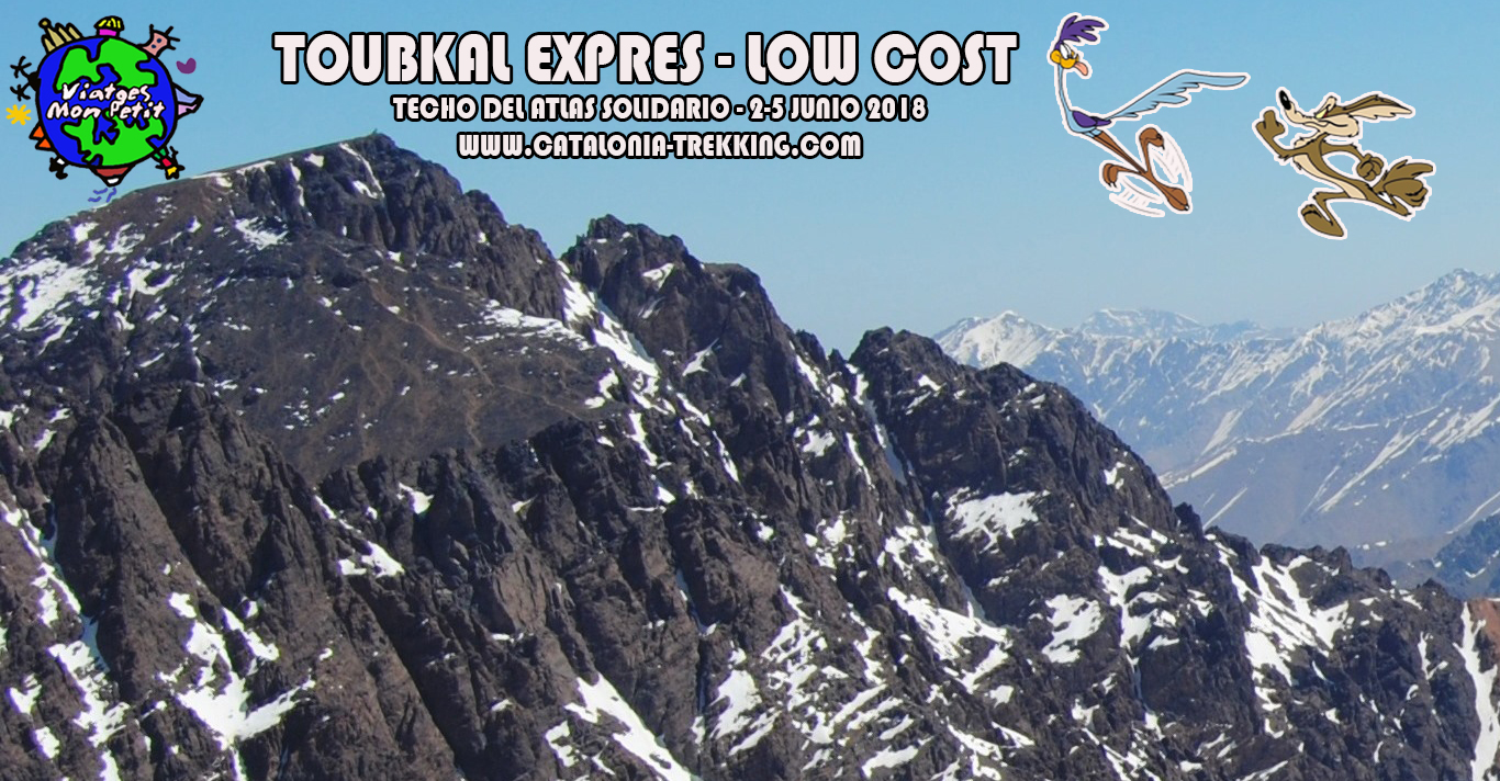 poster Toubkal low cost