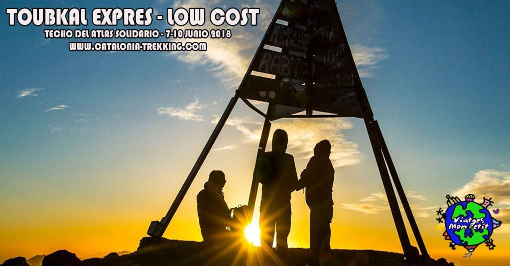 poster Toubkal low cost 2