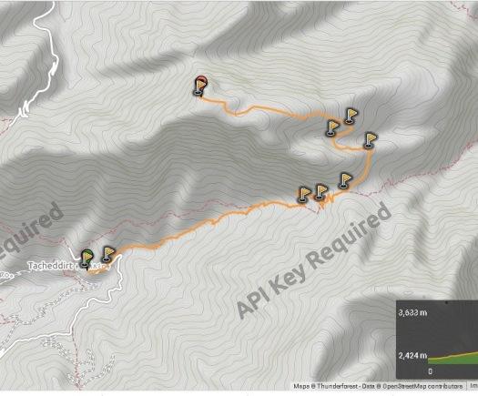 Angour VN mapa