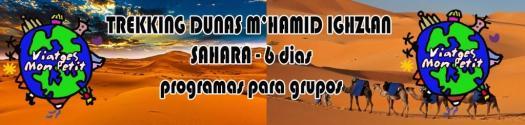 banner DUNAS M'HAMID IGHZLAN