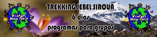 banner Siroua 6 dias