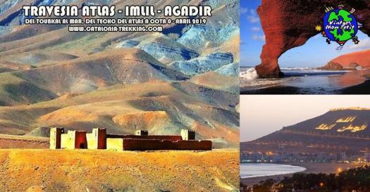 poster Imlil - Agadir