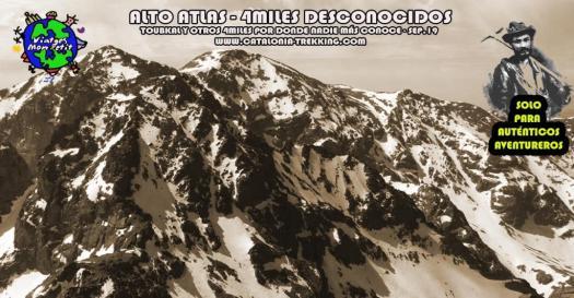 poster Toubkal 4miles desconocidos