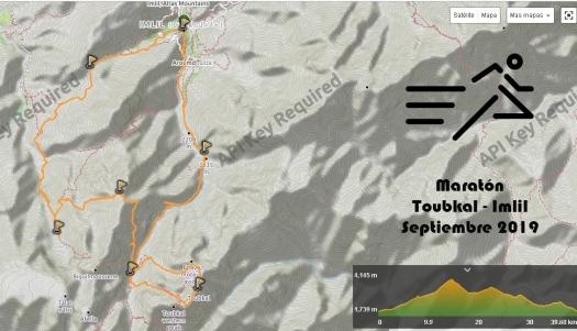 Ultra Trail Toubkal Imlil 6