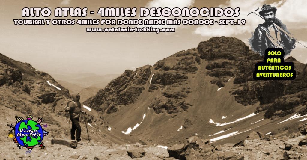 poster Toubkal 4miles desconocidos 3
