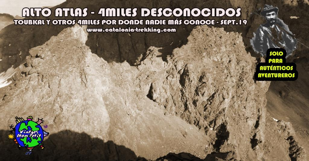 poster Toubkal 4miles desconocidos 5