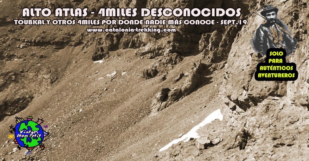 poster Toubkal 4miles desconocidos 6