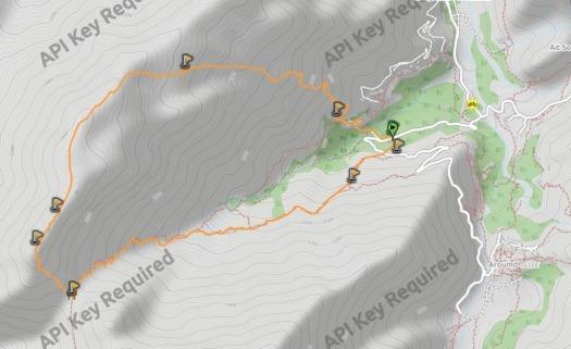 Tasserimoute mapa