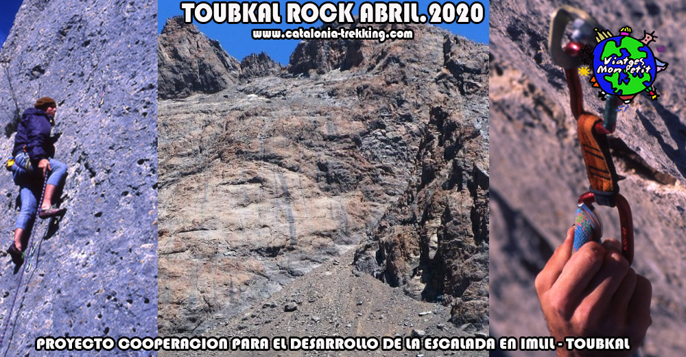 poster TOUBKAL ROCK ABRIL
