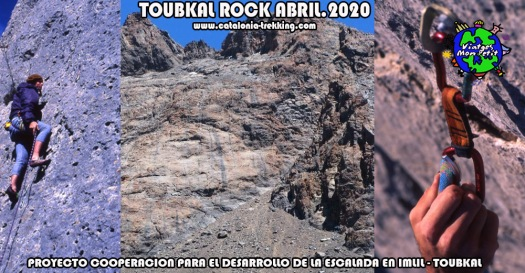 poster TOUBKAL ROCK ABRIL